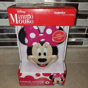 Minnie Mouse Shower Head (Brand New)